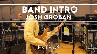 Josh Groban - Band Introduction (#4) [Straight To You Tour]