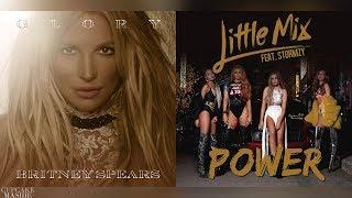POWER LIAR - Britney Spears & Little Mix (Mashup)