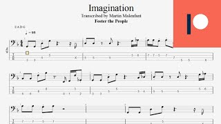 Foster The People   Imagination (bass Tab)