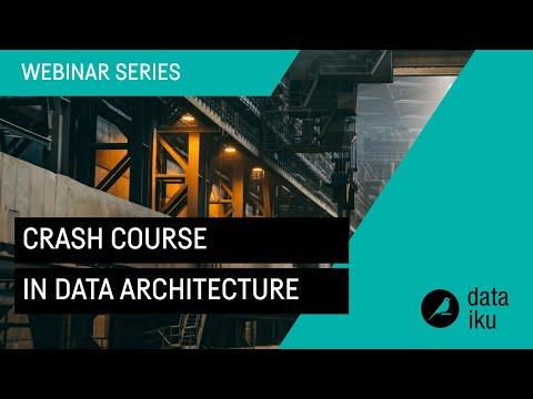 Crash Course in Data Architecture - YouTube