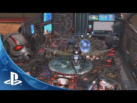 Marvel's Ant-Man - Launch Trailer | PS4, PS3, PS Vita thumbnail