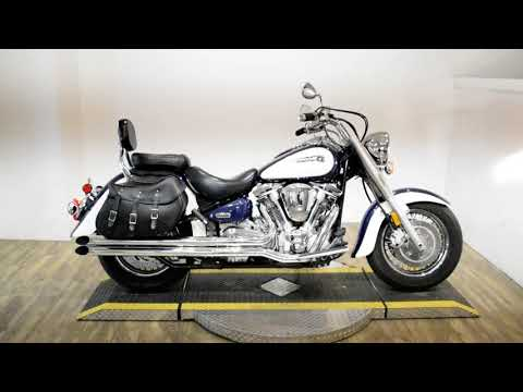 1999 Yamaha Roadstar 1600 in Wauconda, Illinois - Video 1