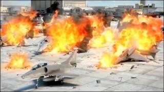 Военный робот России уничтожил военную машину НАТО.