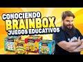 Brainbox Colecci n De Juegos De Mesa Educativos