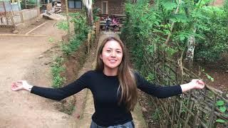 Suasana Di Kampung Setia Bakti Sumedang Bersama Baby Shima