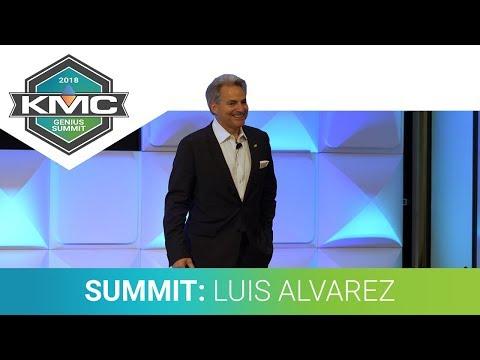 2018 KMC Genius Summit: Luis Alvarez, Day 2 General Session