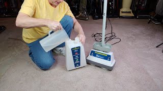 Koblenz P820B Shampooer Stairs And Carpet Cleaning