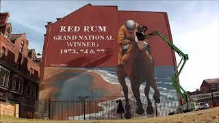 Red Rum Mural