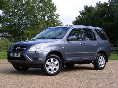2004 Honda CRV 2.0 I VETEC Executive Automatic For Sale
