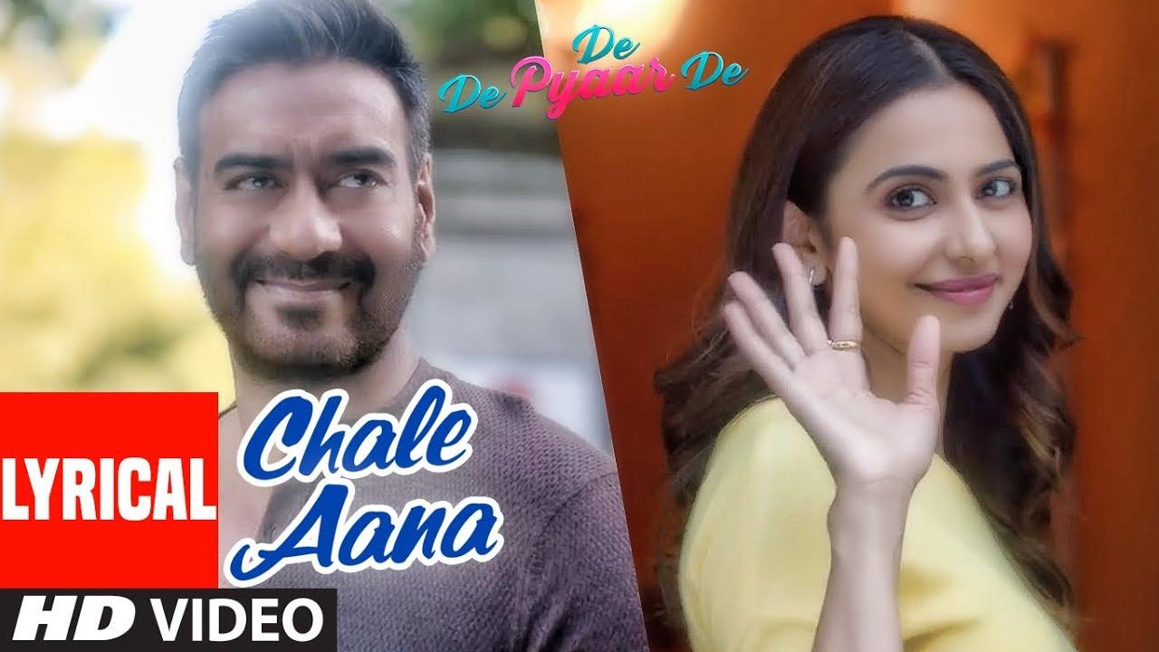 Chale Aana Lyrics in Hindi  Armaan Malik Lyrics