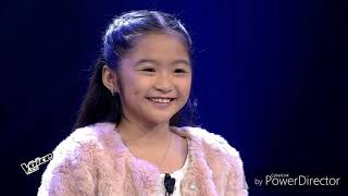 Chelsea Cabarrubias - Breakfree | Blind Auditions | The Voice Kids Philippines Season 4