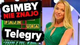 Telegry, czyli największe oszustwo telewizji | GIMBY NIE ZNAJO #81
