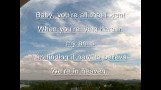 Heaven Dj Sammy! (with lyrics)