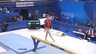 Спортивная гимнастика (ЧМ-2011, Япония) Финал, Женщины