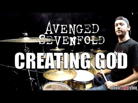 AVENGED SEVENFOLD - Creating God - Drum Cover