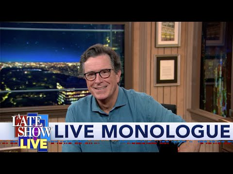 Stephen's LIVE Monologue Following Day 1 Of The Democratic National Convention