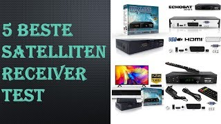 5 Beste Satellitenreceiver Test 2021