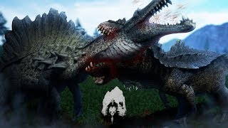 NOTHING CAN STOP IT! - Playing As The Hypo Giga, Hypo Rex & HYPO SPINO + QUETZ! - The Isle