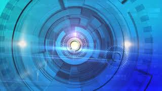 Si-Fi HUD Motion Background | Hi-tech motion background loop | Royalty Free Footages | hi tech video