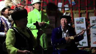 Kyrgyzstan Traditional Musical Performance