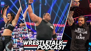 Keith Lee Mega Push REVEALED! WWE Payback 2020 Review | WrestleTalk Podcast