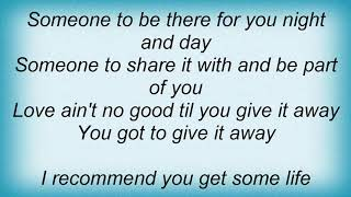 Wynonna Judd - Somebody To Love You Lyrics