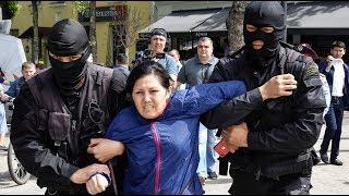 Протесты в Казахстане и 9,5 лет за репост   АЗИЯ  10.05.18