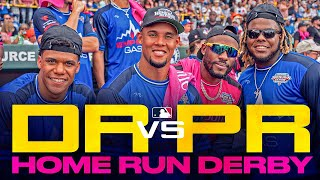 Yadier Molina hosts epic Home Run Derby between Puerto Rican and Dominican Republic MLB players