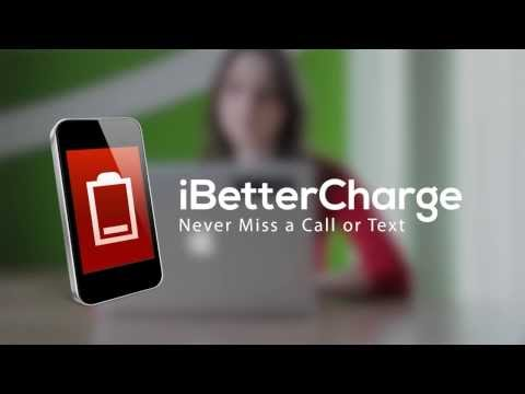 iBetterCharge Monitors Your iPhone's Battery From Your Mac