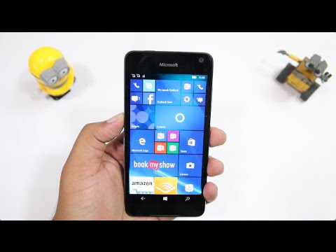 Microsoft Lumia 650 Dual SIM Review