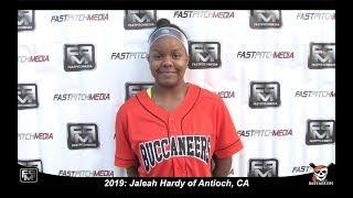 Jaleah Hardy