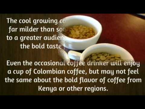 Colombian Coffee Beans Remain a Favorite - Gourmet Coffee Systems
