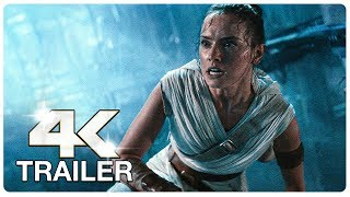 STAR WARS 9 THE RISE OF SKYWALKER : 6 Minute Trailers (4K ULTRA HD) NEW 2019
