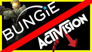 BUNGIE LEAVES ACTIVISION! - Halo Infinite developed by Bungie + 343?