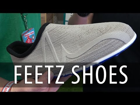 Feetz Shoes Review – 3D Printing Shoes
