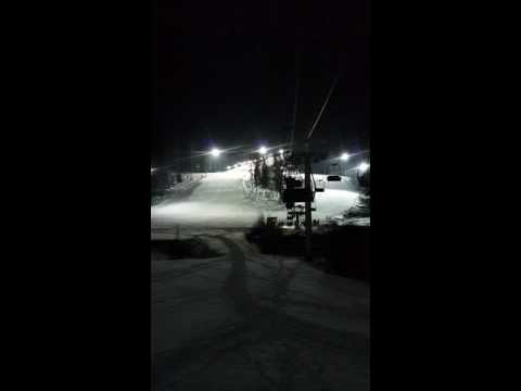 Видео: Видео горнолыжного курорта Лужки.Клуб (бывшая Подмосковная Слобода) в Московская область