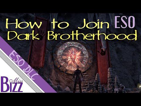 dark brotherhood how to start
