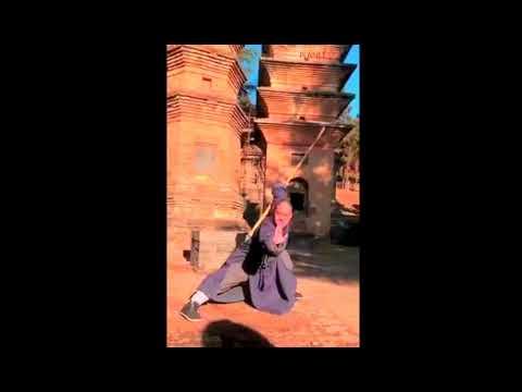 Shaolin Kung Fu Great Hard Working