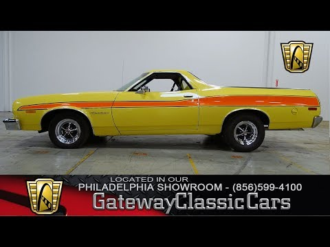 1976 Ford Ranchero for Sale - CC-1057911