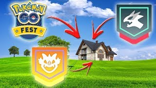 ¡INCURSIONES desde CASA, Pokémon GO Fest GLOBAL y más! [Keibron]