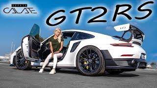 700 PS für 330.000€ | Ich fahre den GT2RS mit Weissach