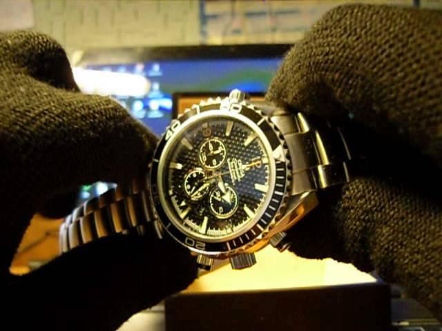 Видео Часы Omega