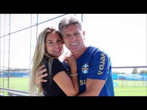 Carol Portaluppi explica 'não' do pai Renato Gaúcho ao Corinthians