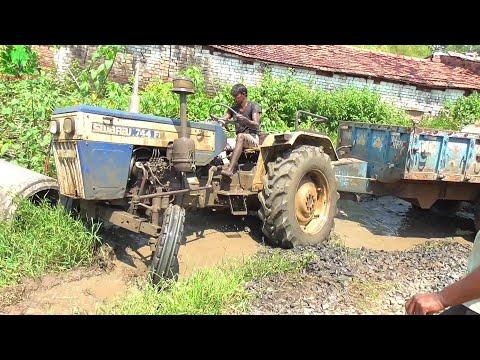 Best of #Pramodslife Top 10 Tractor stuck in mud - vidslist