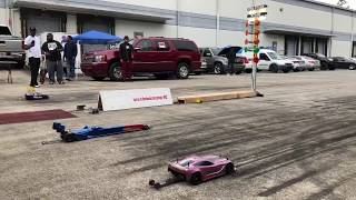 The Grudge Racing Of Jacksonville 132ft RC Drag Racing