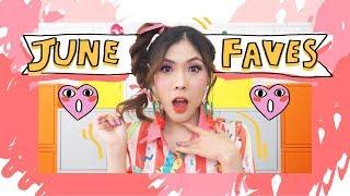 FAVOURITE june ใช้แล้วชอบเดือนมิถุนา 2018 | icepadie