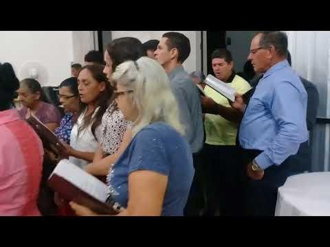 Coral da Assembléia de Deus de Barbosa ferraz-Pr