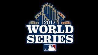 WORLD SERIES 2017 DODGERS AT YANKEES (REMATCH) GAME ONE