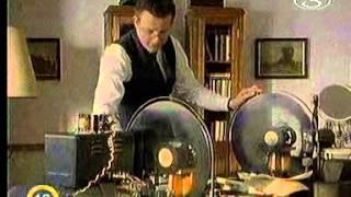 Dokumentárny film Technológia - Míľniky vedy a techniky: Kinematograf, televízia