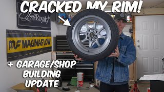 Fixing My Cracked Wheel! - EG Hatch